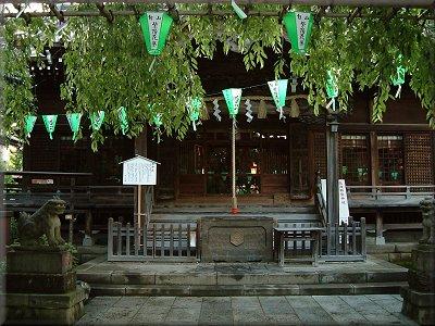 文京区白山神社