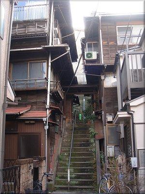 菊坂一葉住居跡