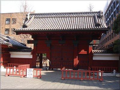 東京大学赤門
