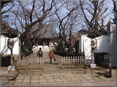 小石川伝通院写真画像