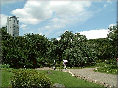 後楽園庭園